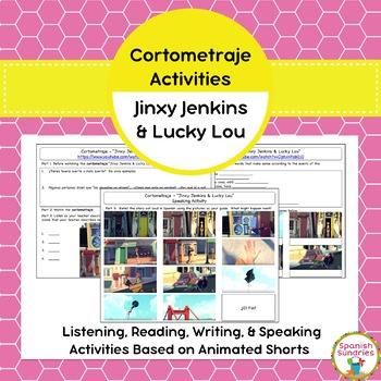 Cortometraje Activities:  Jinxy Jenkins & Lucky Lou