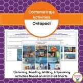 Cortometraje Activities:  Oktapodi