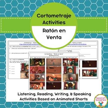 Cortometraje Activities:  Ratón en Venta
