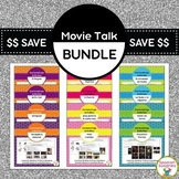 Cortometraje / Movie Talk Activity Bundle