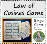 Law of Cosines Game