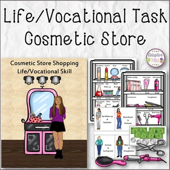 Life/Vocational Task Cosmetic Store Shopping