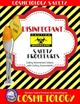 Cosmetology Disinfectant Safety