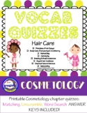 Cosmetology Quizzes-Hair Care