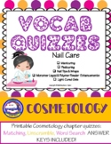 Cosmetology Quizzes--Nail Care