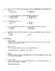 Cosmetology Science PreAssessment with Answer KEY