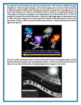 Cosmic Images across the Spectrum: an Interdisciplinary Unit on Astronomy