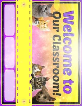 Cosmic Kittens - Back-to-School Kit
