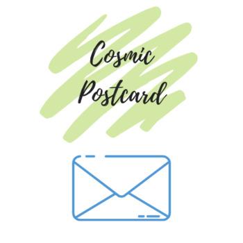 Cosmic Postcard