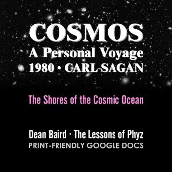 Cosmos 1980 Episode I: The Shores of the Cosmic Ocean