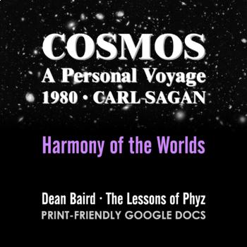 Cosmos 1980 Episode III. Harmony of the Worlds