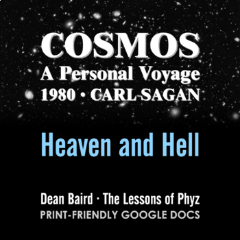 Cosmos 1980 Episode IV: Heaven and Hell
