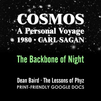 Cosmos 1980 Episode VII: The Backbone of Night