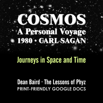 Cosmos 1980 Episode VIII: Journeys in Space and Time