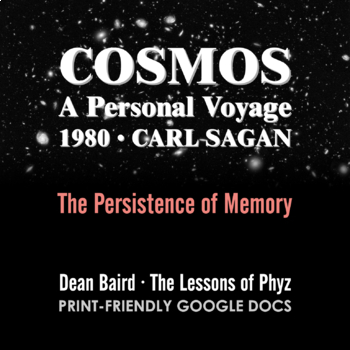 Cosmos 1980 Episode XI: The Persistence of Memory