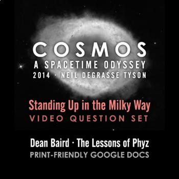 Cosmos 2014 Episode 1: Standing Up in the Milky Way