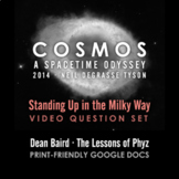Cosmos 2014 Episode 01: Standing Up in the Milky Way