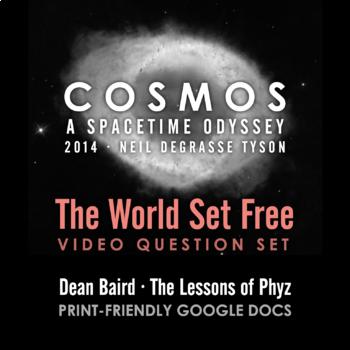 Cosmos 2014 Episode 12: The World Set Free