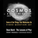 Cosmos 2014 Episode 02: Some of the Things That Molecules Do