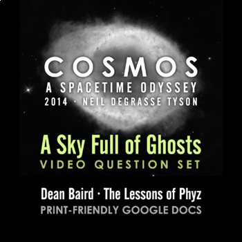 Cosmos 2014 Episode 4: A Sky Full of Ghosts