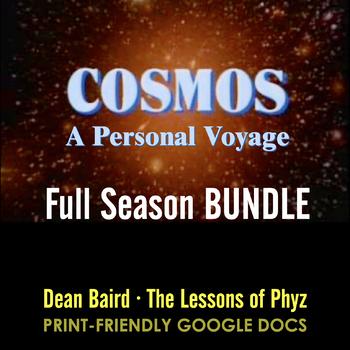 Cosmos: A Personal Voyage BUNDLE
