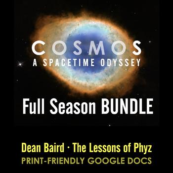 Cosmos: A Spacetime Odyssey BUNDLE