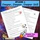 Cosmos Episode 6 Worksheet: Deeper, Deeper, Deeper Still - A Spacetime Odyssey
