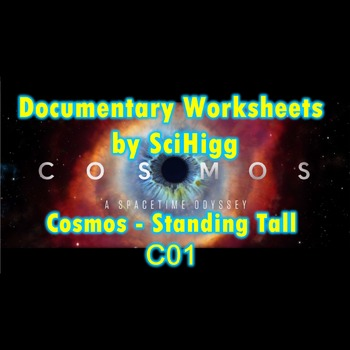 Cosmos Season 1 Episode 1: 'Standing Tall in the Milky Way