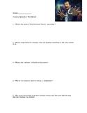 Cosmos Worksheet