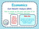Cost-Benefit Analysis (CBA) - A-Level Economics - PPT, Quiz & Worksheets