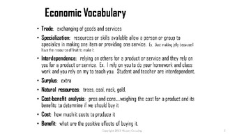 Cost-Benefit Analysis UNIT