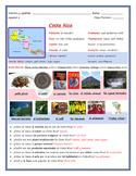 Costa Rica Fact Sheet (Avancemos 2 U1L1)