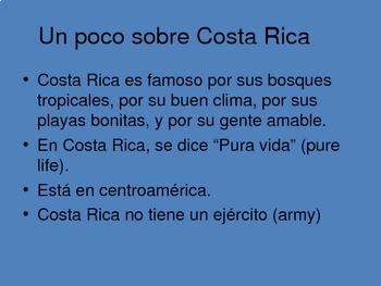 Costa Rica Powerpoint