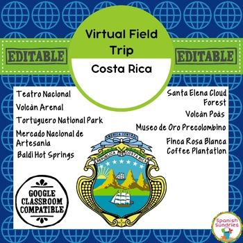 Costa Rica Virtual Field Trip
