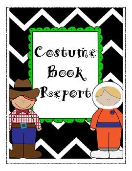 Costume Book Report