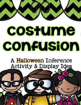 Costume Confusion {An Inferencing & Letter Writing Activity}