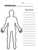 Costume Design Template