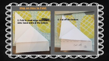 Costume Interactive Journal Foldables
