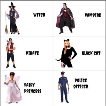 Costume Party Challenge!