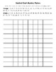 Cote d'Ivoire Flag Hundred Chart Mystery Picture with Number Cards