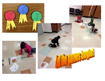 Cotton Ball Olympics: An Adventure in Measurement!