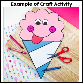 Cotton Candy Craft
