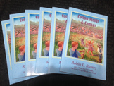 Literature Circle Set of 6: Cotton Fields & Canvas by Robi