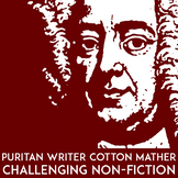 Cotton Mather on Salem Witch Trials | Puritan Primary Sour