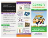 Cotton in the Classroom - Learn and teach all about Cotton