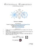 Cottonball Composition- G Pentatonic Set