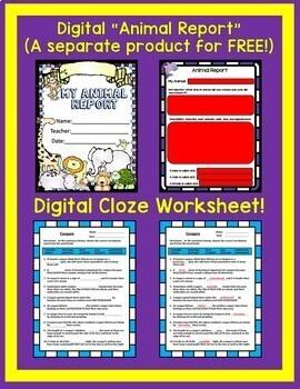 Cougars Journeys 5th Grade Unit 2 Lesson 10 Google Digital Resource