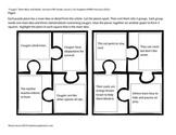 """Cougars"": Main Idea,HMH Journeys 5, Lesson 2.10"