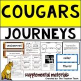 Cougars | Journeys 5th Grade Unit 2 Lesson 10 Printables
