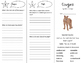 Cougars Trifold - Journeys 5th Grade Unit 2 Week 5 (2011)